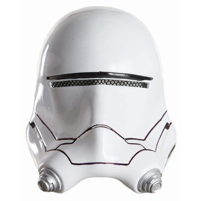Star Wars: The Force Awakens - Mens Flametrooper Half Helmet