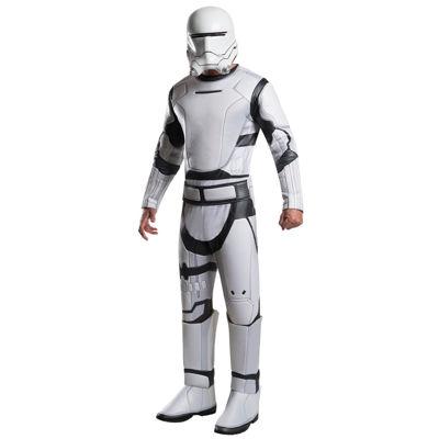Star Wars: The Force Awakens - Deluxe FlametrooperAdult Costume