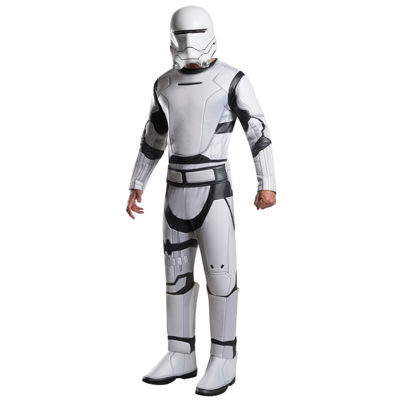 Star Wars: The Force Awakens - Mens Deluxe Flametrooper Costume - X-Large
