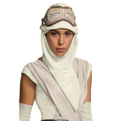 Star Wars: The Force Awakens - Rey Adult Eye Maskwith Hood