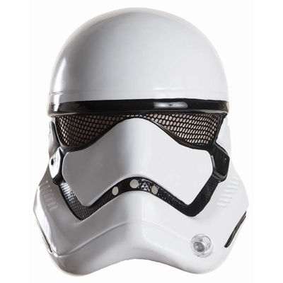 Star Wars: The Force Awakens - Stormtrooper AdultHalf Helmet