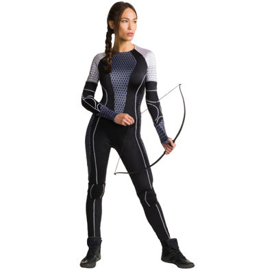 The Hunger Games: Catching Fire Katniss Adult Costume