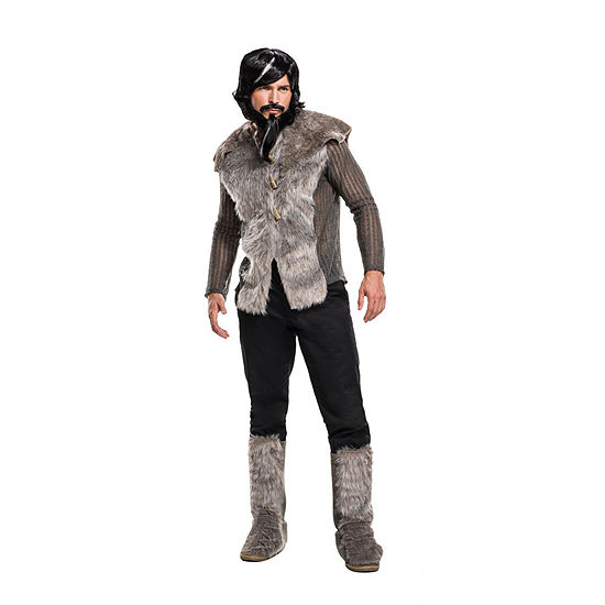 Zoolander 2: Derek Zoolander Classic Adult Costume- One Size Fits Most