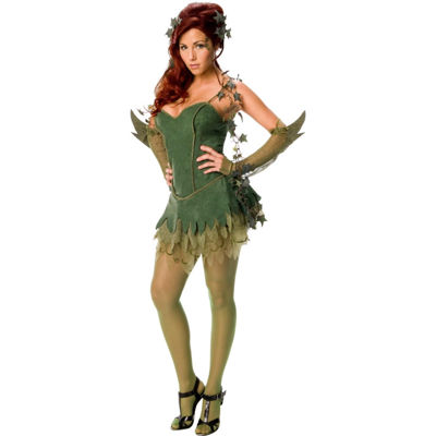 Secret Wishes Poison Ivy Adult Costume