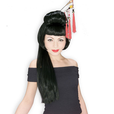 China Girl Adult Wig