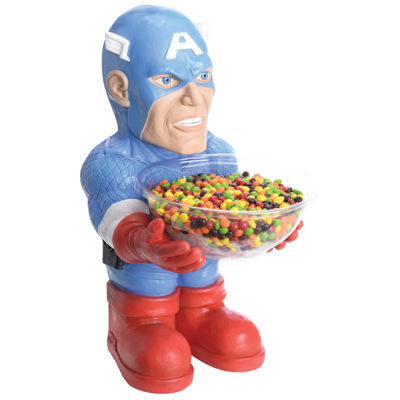 Captain America Candy Bowl