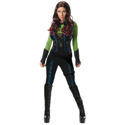Guardians of the Galaxy Gamora Adult Costume