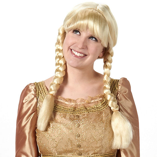 Inga From Sweden Wig Blonde