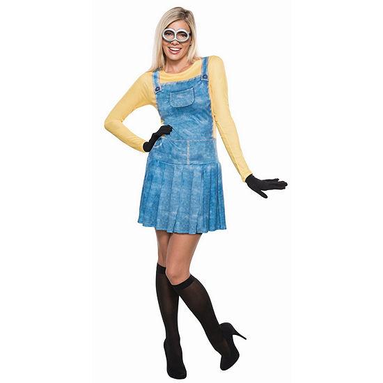 Minions Movie: Female Minion Adult Costume