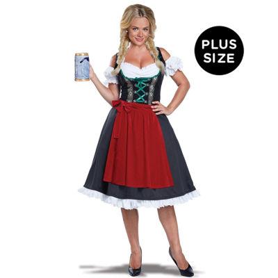 Oktoberfest Fraulein Adult Costume