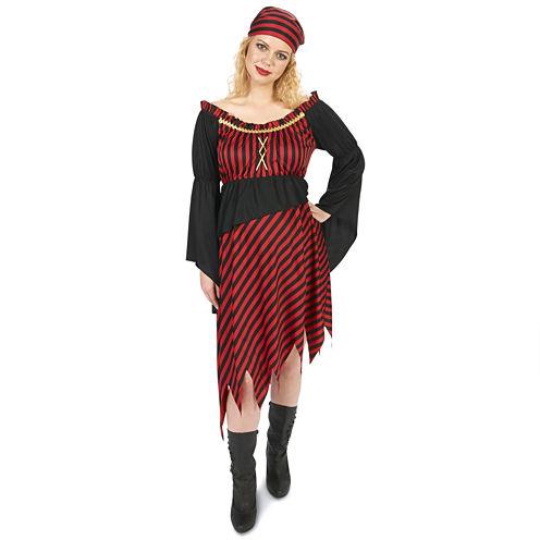Pirate Adult Maternity Costume