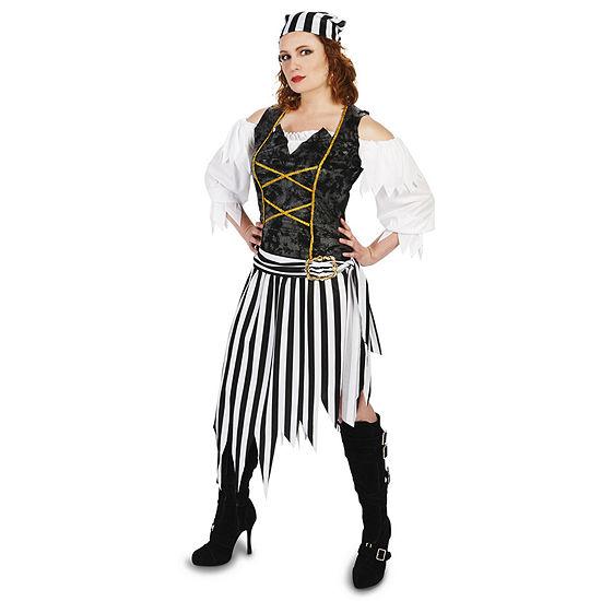 Pirate Princess Adult Costume Womens Costume