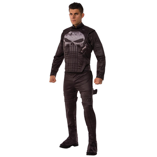 Punisher Deluxe Adult Costume