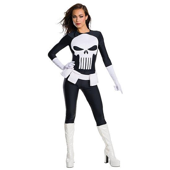 Punisher Secret Wishes Adult Costume