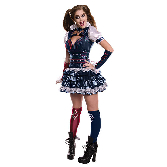 Secret Wishes Harley Quinn Adult Costume