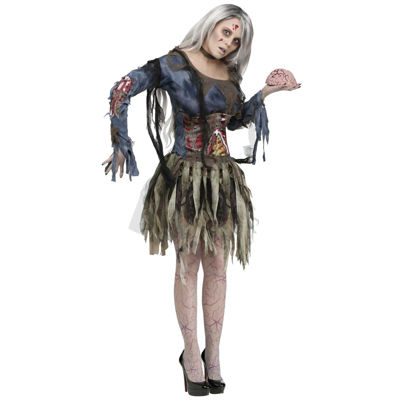 Female Complete Zombie