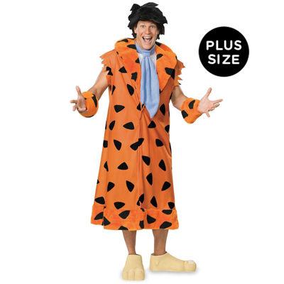 Flintstones - Fred Flintstone Adult Plus Costume