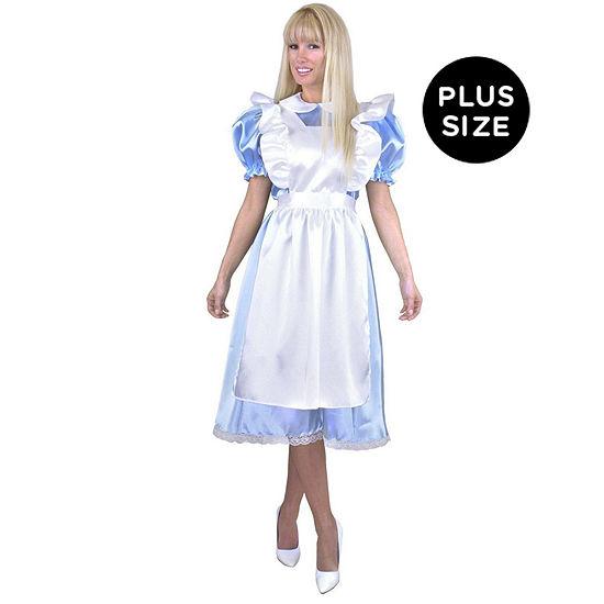 Alice Adult Costume Plus Size
