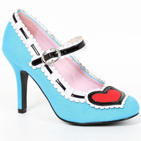 Alice Blue Adult Heels