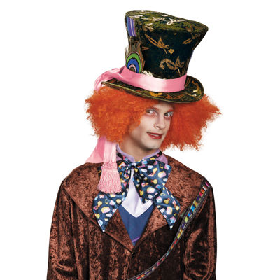 Alice in Wonderland: Through the Looking Glass Deluxe Mad Hatter Prestige Hat