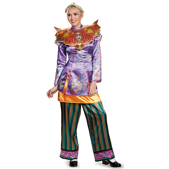 Alice Through the Looking Glass: Deluxe Asian Alice Adult Costume