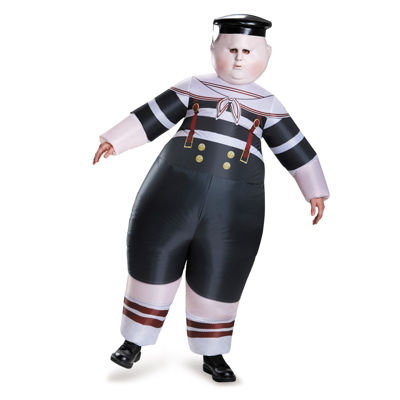 Alice Through the Looking Glass: Inflatable Tweedle Dee/Dum Adult Costume One Size Fits Most