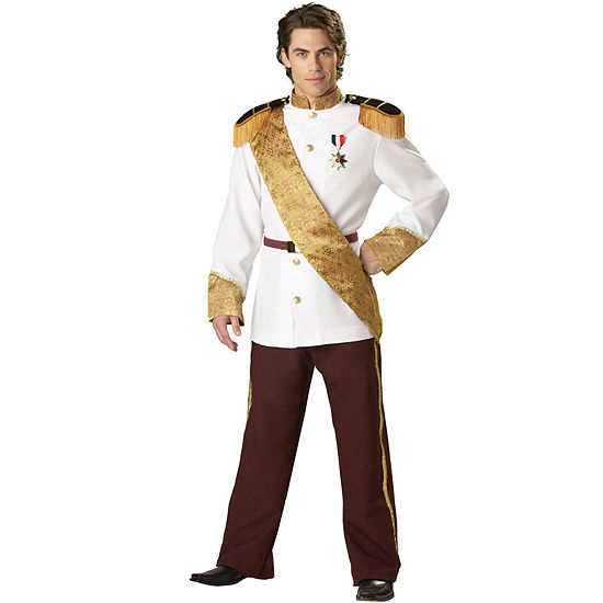 Prince Charming Adult Costume Mens Costume
