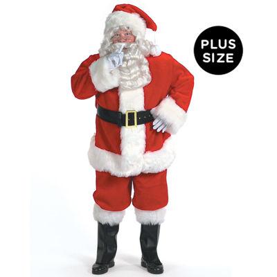 Professional Santa Suit Adult Costume