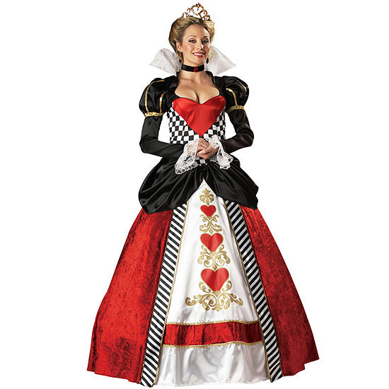 Queen Of Hearts Adult Elite Collection