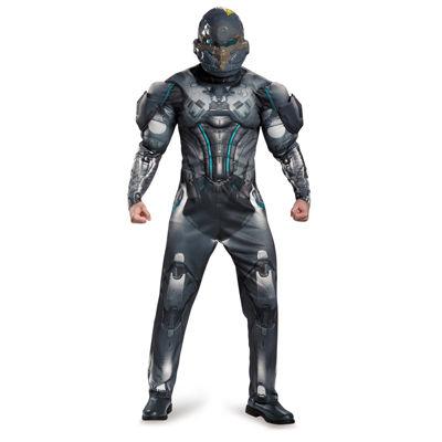 Halo Spartan Locke Muscle Adult Costume