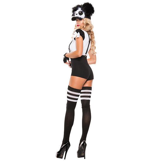 Hello Panda Adult Womens Costume