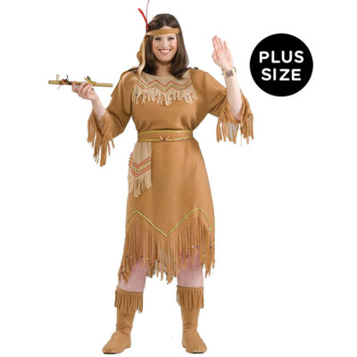 Indian Maid Adult Costume