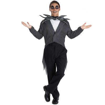 Jack Skellington Costume Adult