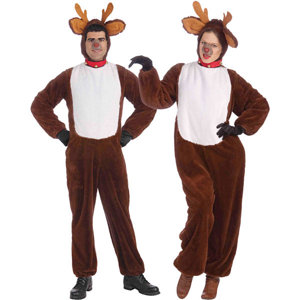 Reindeer Adult Costume - One Size Fits Most