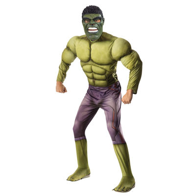 Avengers 2 - Age of Ultron: Deluxe Mens Hulk Costume - One-Size