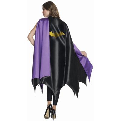 Batgirl Deluxe Adult Cape