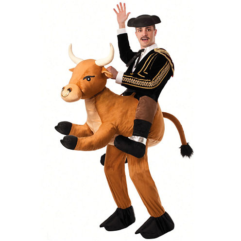 Ride a Bull Adult Costume - One Size Fits Most