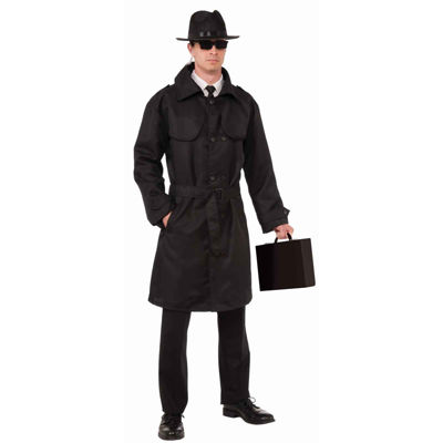 Spy Trench Coat