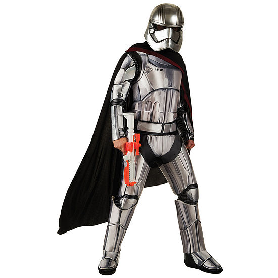Star Wars: The Force Awakens - Adult Captain Phasma Deluxe Costume - X-Large