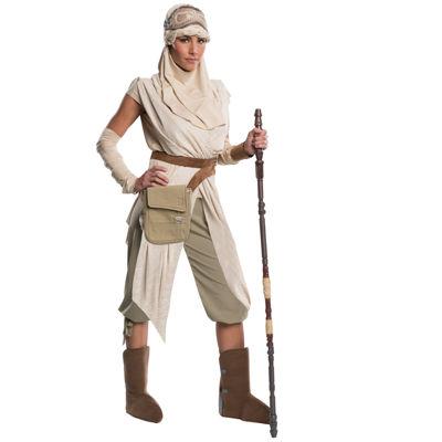 Star Wars: The Force Awakens - Rey Grand HeritageAdult Costume