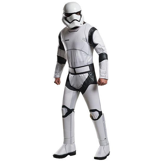 Star Wars:  The Force Awakens - Deluxe Stormtrooper Costume For Men - XL