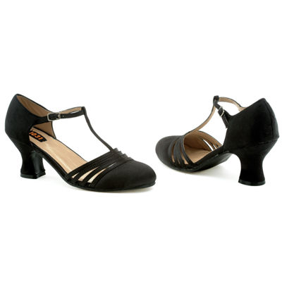 Lucille Adult Black Shoes