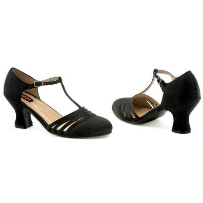 Lucille Adult Black Shoes