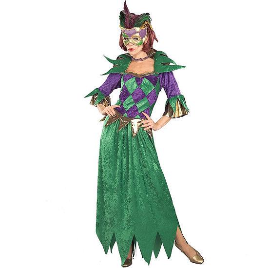 Mardi Gras Madness Adult Costume