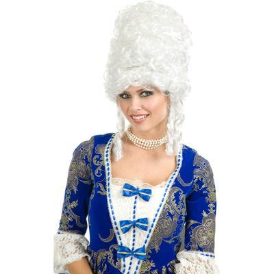 Marie Antoinette Adult Wig