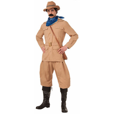 Adult Theodore Roosevelt Costume - One Size Fits Most