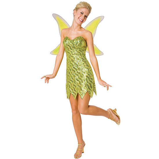 Tinkerbell Adult Deluxe Costume