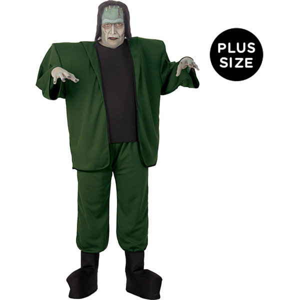 Universal Studios Monsters Frankenstein Adult PlusCostume