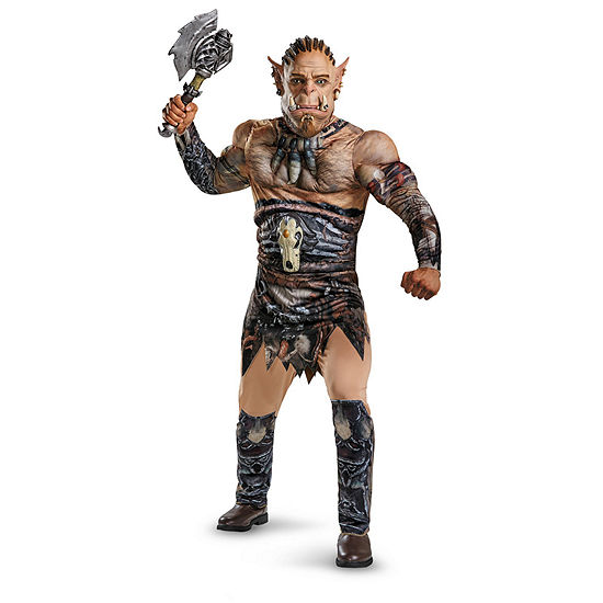 Warcraft Durotan Deluxe Muscle Adult Costume