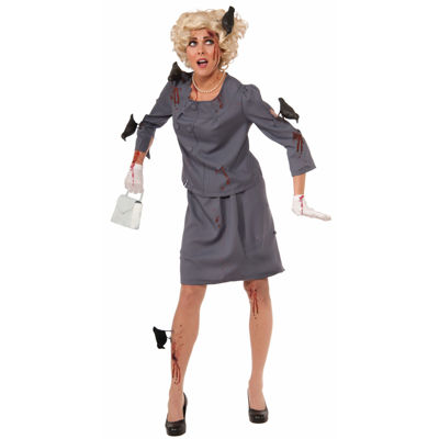 Bird Attack Costume for Adults - Standard One-Size